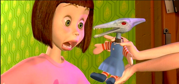 Janie Doll Destroyed Scared Hannah Toy Story Jennifer S Adventure