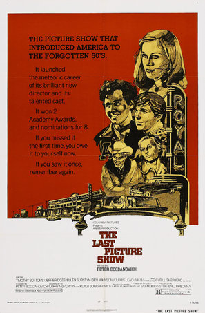 Last Picture Show DVD cover