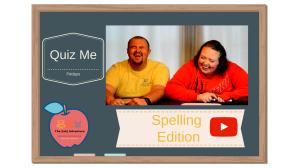 Spelling Edition