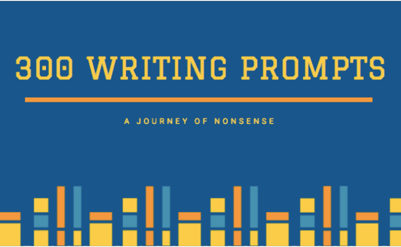 300 Writing Prompts # 6: Write a Thank You Note To Someone