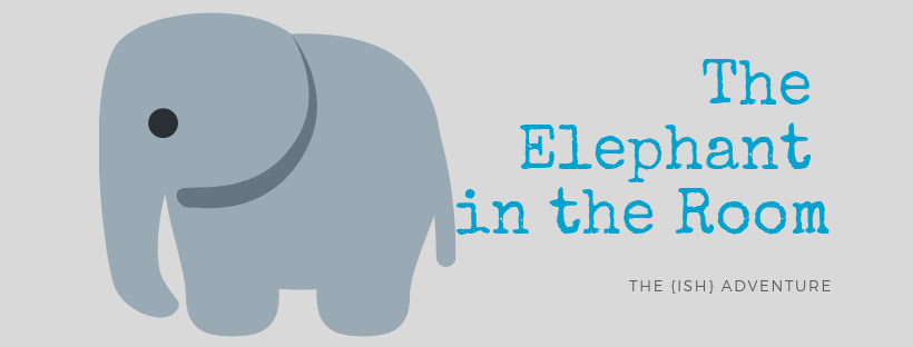 The Elephant in The Room…