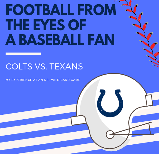 Football From The Eyes of an MLB Fan