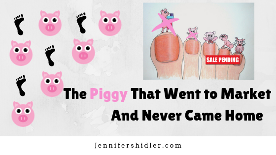 The Piggy That Went To Market…..