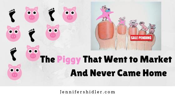The Piggy That Went ToMarket…..